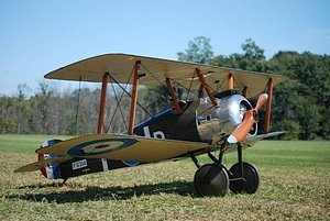 Mick Reeves Sopwith Camel
