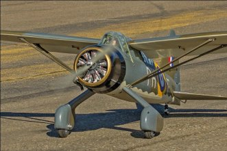 Seagull Models Lysander Taxiing